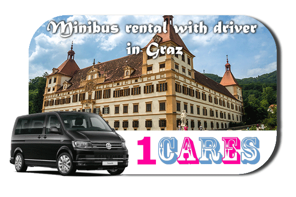 Rent a van with driver in Graz
