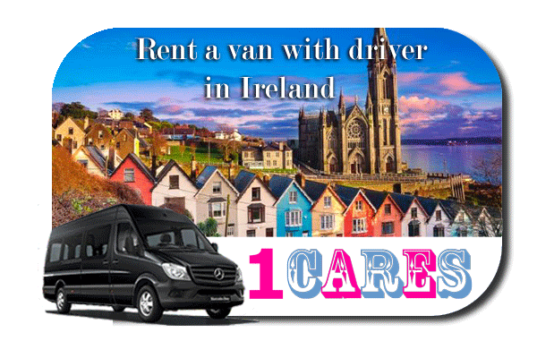 Rent a van with driver in Ireland