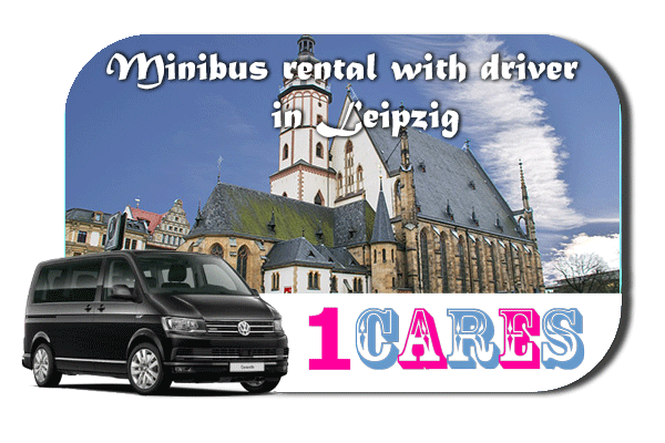 Rent a van with driver in Leipzig
