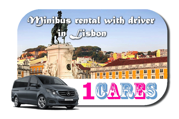 Rent a van with driver in Lisbon