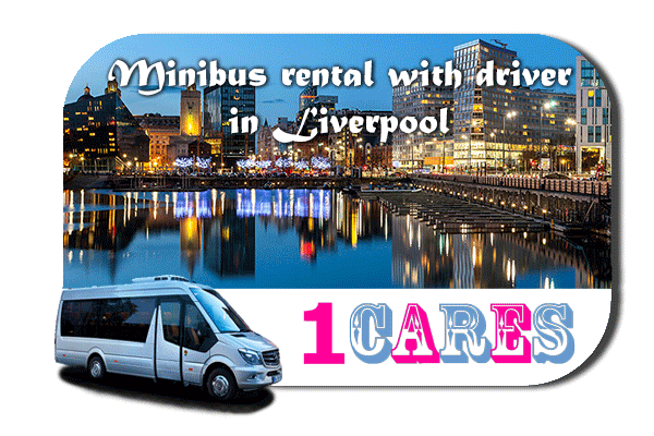 Hire a van with driver in Liverpool