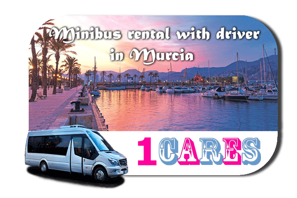 Hire a van with driver in Murcia