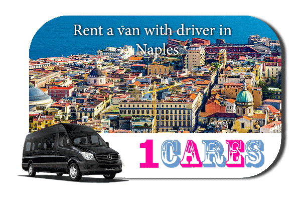 Rent a van with driver in Naples