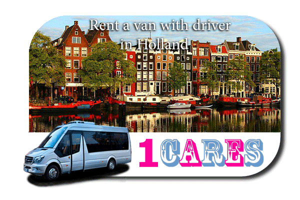 Rent a van with driver in Holland
