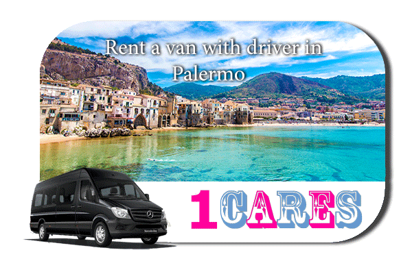 Rent a van with driver in Palermo