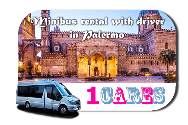 Hire a van with driver in Palermo