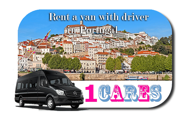 Rent a van with driver in Portugal