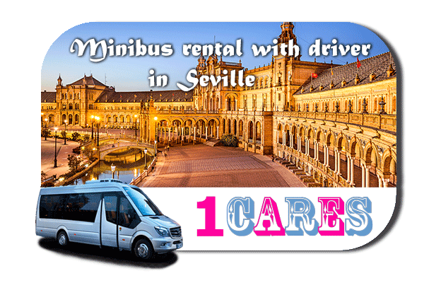 Hire a van with driver in Seville
