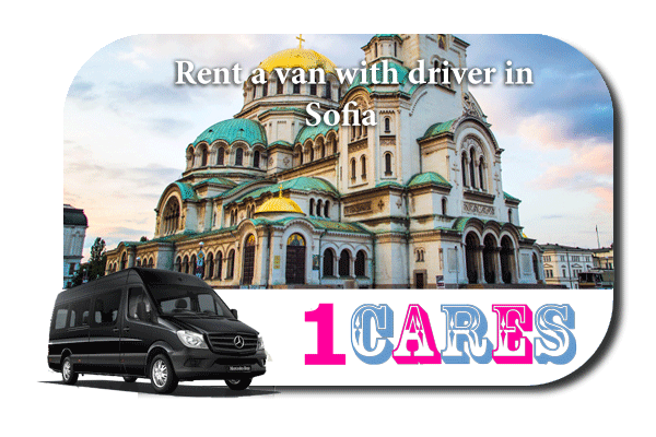 Rent a van with driver in Sofia