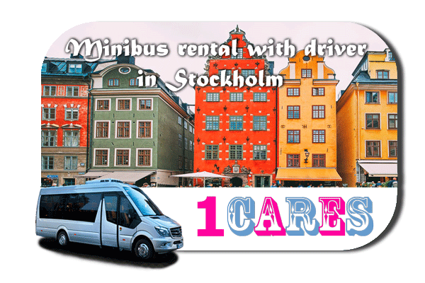 Rent a van with driver in Stockholm