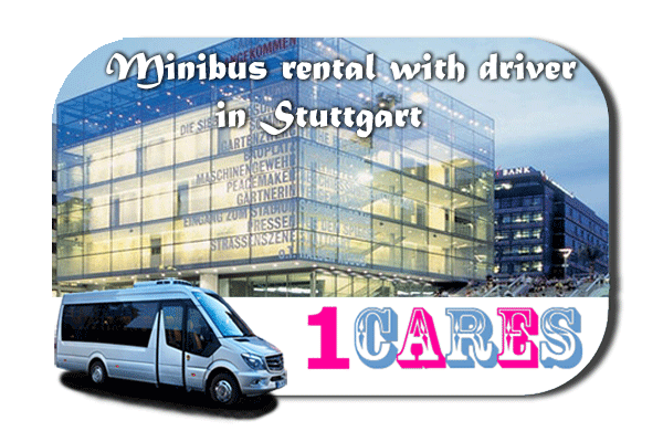 Rent a van with driver in Stuttgart