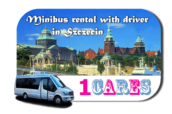 Rent a van with driver in Szczecin