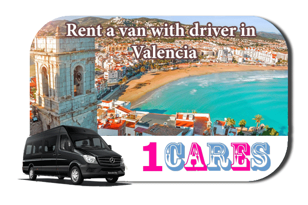 Rent a van with driver in Valencia