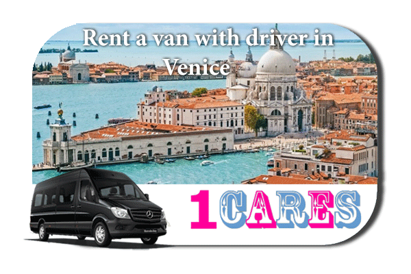 Rent a van with driver in Venice
