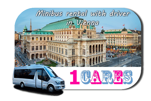 Hire a van with driver in Vienna