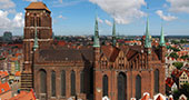 St. Mary church in Gdansk