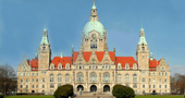 Hannover, city hall