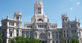 Madrid's city hall