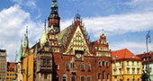 The Old Town Hall in Wroclaw